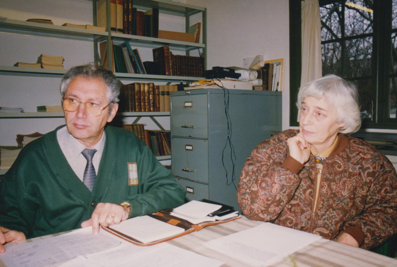 4 Tove og Kurt Reindel, møde december 1993
